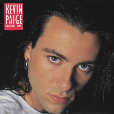 Kevin Paige - Anything I want + (Club house mix) (Vinylsingle)