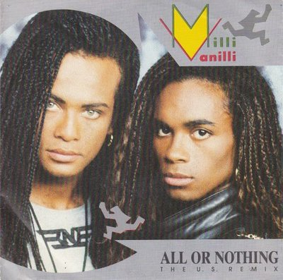 Milli Vanilli - All or nothing + Dreams to remember (Vinylsingle)