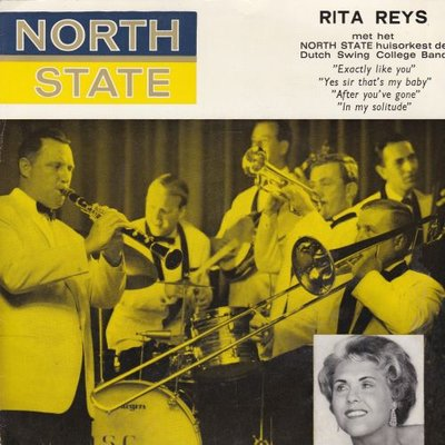 Rita Reys - Yes sir that's my baby (Vinylsingle)