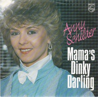 Anny Schilder - Mama's dinky darling + Riding on your motorbike (Vinylsingle)