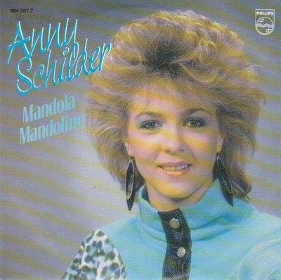 Anny Schilder - Mandola Mandoline + Tria nesia (Vinylsingle)