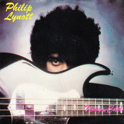 Philip Lynott - King's call + Ode to a black man (Vinylsingle)