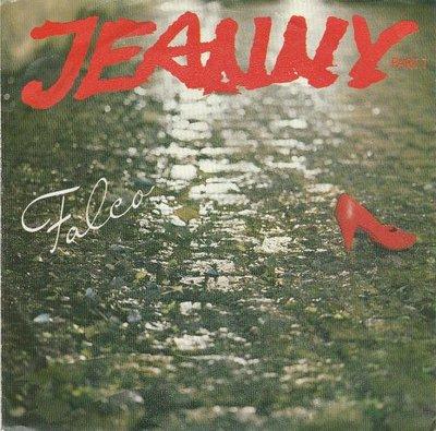 Falco - Jeanny + Manner des westens (Vinylsingle)