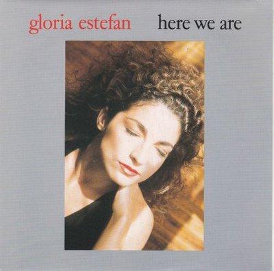 Gloria Estefan - Here we are + 1.2.3 (live) (Vinylsingle)