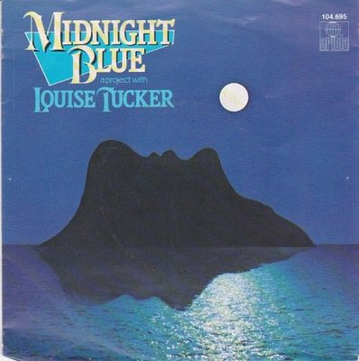 Louise Tucker - Midnight blue + Voices in the wind (Vinylsingle)