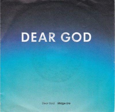 Midge Ure - Dear God + Music # 1 (Vinylsingle)