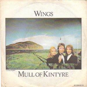 Paul McCartney & Wings - Mull of kintyre + Girls school (Vinylsingle)