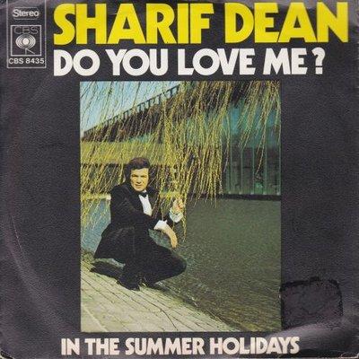 Sharif Dean - Do you love me + In the summer holidays (Vinylsingle)
