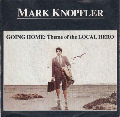 Mark Knopfler - Going home + Smooching (Vinylsingle)