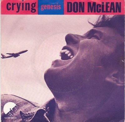 Don McLean - Crying + Genesis (Vinylsingle)
