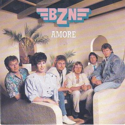 BZN - Amore + You're my shelter (Vinylsingle)