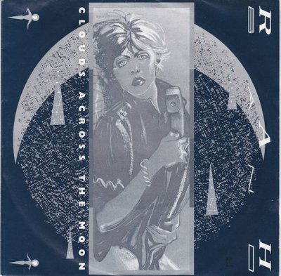 Rah Band - Clouds across the moon + (solar horizon mix) (Vinylsingle)