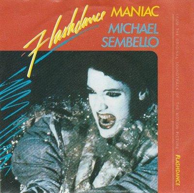 Michael Sembello - Maniac + (instr.) (Vinylsingle)