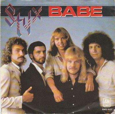 Styx - Babe + I'm O.K. (Vinylsingle)