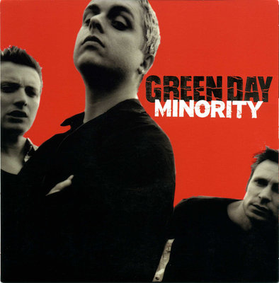 Green Day - Minority (EP) (Vinylsingle)