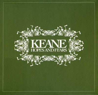 KEANE - HPES AND FEARS (Vinyl LP)
