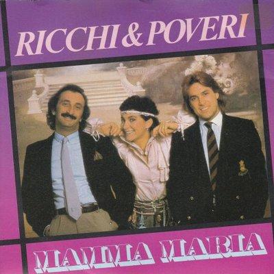 Ricchi & Poveri - Mamma Maria + Malinteso (Vinylsingle)