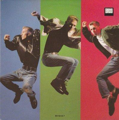 Bros - I owe you nothing + The Voice (Vinylsingle)