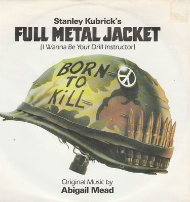 Abigail Mead - Full metal jacket + Fly by night (Vinylsingle)