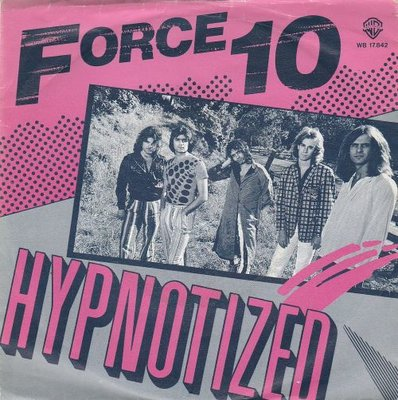 Force 10 - Hypnotized + My Future (Vinylsingle)