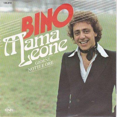 Bino - Mama Leone + Giorni. notti e ore (Vinylsingle)