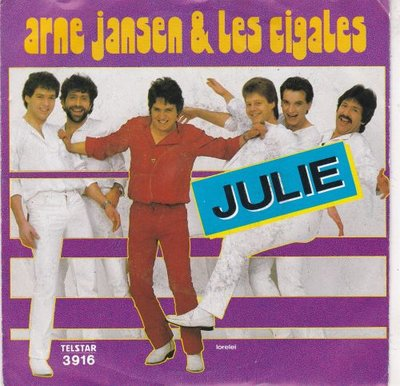 Arne Jansen - Julie + Lorelei (Vinylsingle)