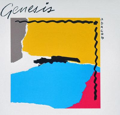 GENESIS - ABACAB (Vinyl LP)