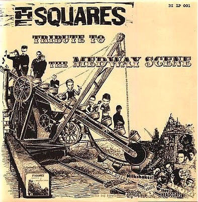 The Squares - Tribute To The Medway Scene (Vinyl LP)