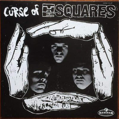 The Squares - Curse Of The Squares (Vinyl LP)