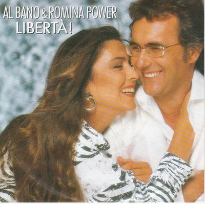 Al Bano & Romina Power - Liberta + Incredibile Appuntamento (Vinylsingle)
