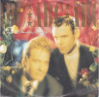 ABC - When smokey sings + Chicago (part I) (Vinylsingle)
