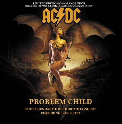 AC/DC - PROBLEM CHILD -COLOURED VINYL- (Vinyl LP)