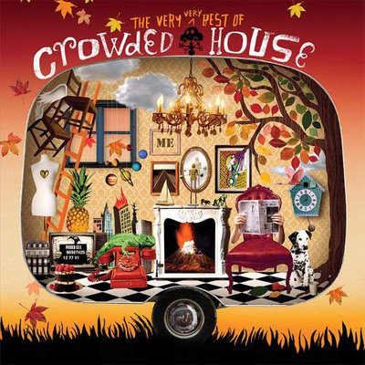 CROWDED HOUSE - THE VERY BEST OF (Vinyl LP)