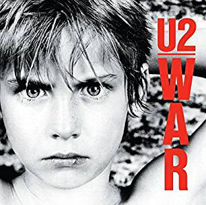 U2 - WAR (Vinyl LP)