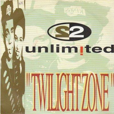 2 Unlimited - Twilight Zone + (instr.) (Vinylsingle)