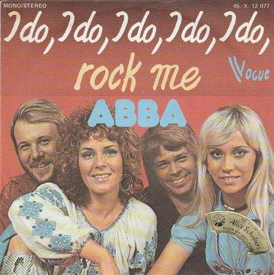 Abba - I do, I do, I. Do, I do + So long (Vinylsingle)