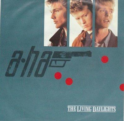 Aha - Living daylights + (instr.) (Vinylsingle)