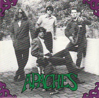 Apaches - I'm Leaving Town + I Want Her (Vinylsingle)