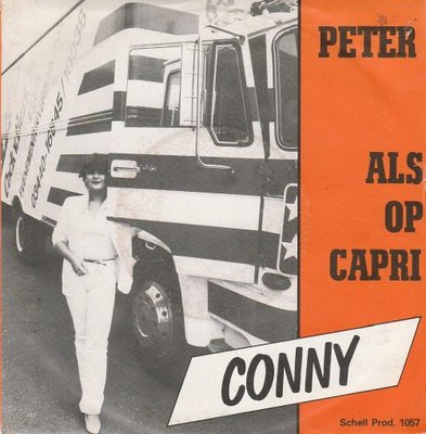 Conny - Peter + Als op Capri (Vinylsingle)