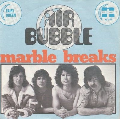 Air Bubble - Marble breaks + Fairy queen (Vinylsingle)