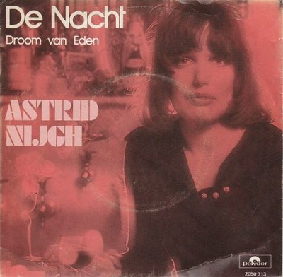 Astrid Nijgh - De Nacht + Droom van Eden (Vinylsingle)