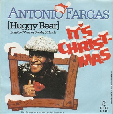 Antonio Fargas - It's christmas + Christmas eve 1953 (Vinylsingle)