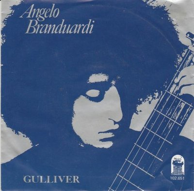 Angelo Branduardi - Gulliver + La Luna (Vinylsingle)