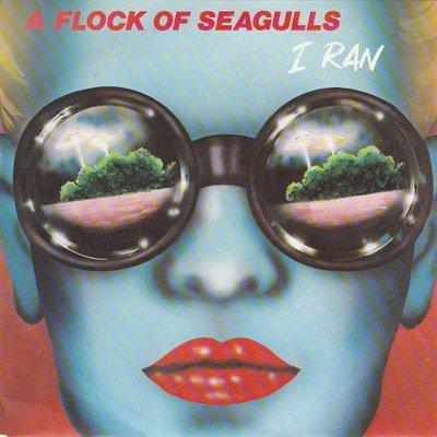 A Flock of Seagulls - I ran + Pick me up (Vinylsingle)