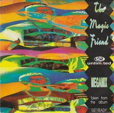2 Unlimited - Magic friend + Murphy's megamix (Vinylsingle)
