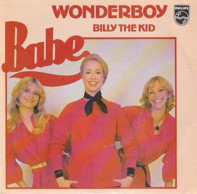 Babe - Wonderboy + Billy the kid (Vinylsingle)