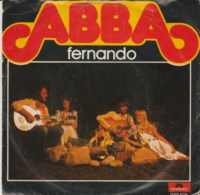 Abba - Fernando + Tropical loveland (Vinylsingle)
