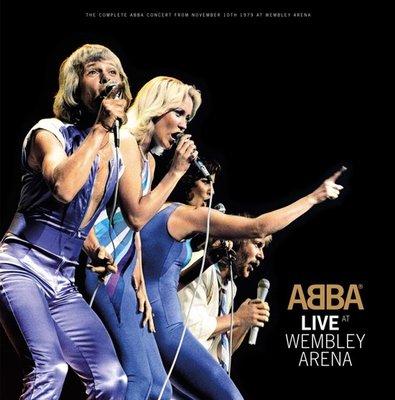 ABBA - LIVE AT WEMBLEY ARENA (Vinyl LP)