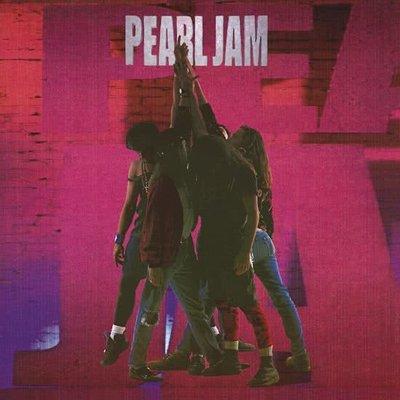 PEARL JAM - TEN -REISSUE- (Vinyl LP)