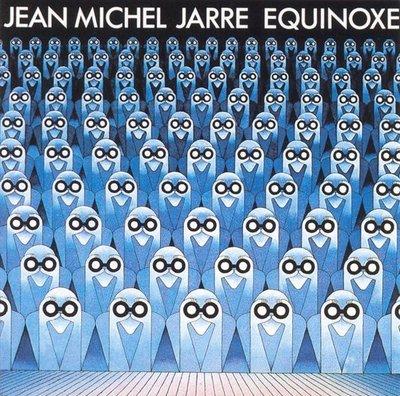 JEAN MICHEL JARRE - EQUINOXE     (Vinyl LP)